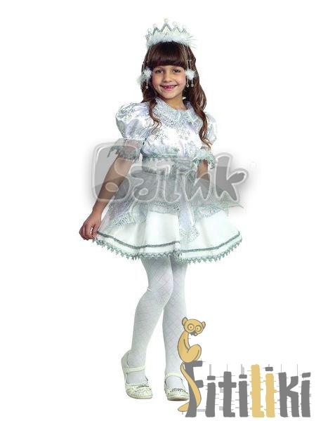 Карнавальные костюмы батик снежинки