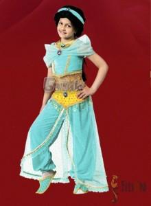 Карнавальный костюм *Принцесса Жасмин*, Батик, Россия Артикул: 497