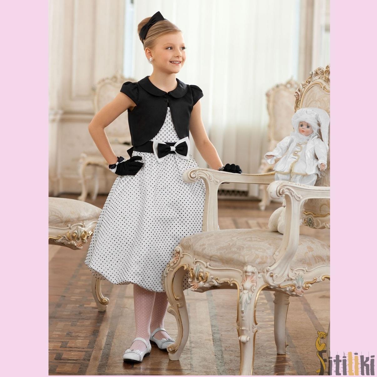 Нарядные платья для девочек 10-12 лет нужного нам размера - выпускниц 4 класса можно Платье на выпускной в 4 классе : где искать