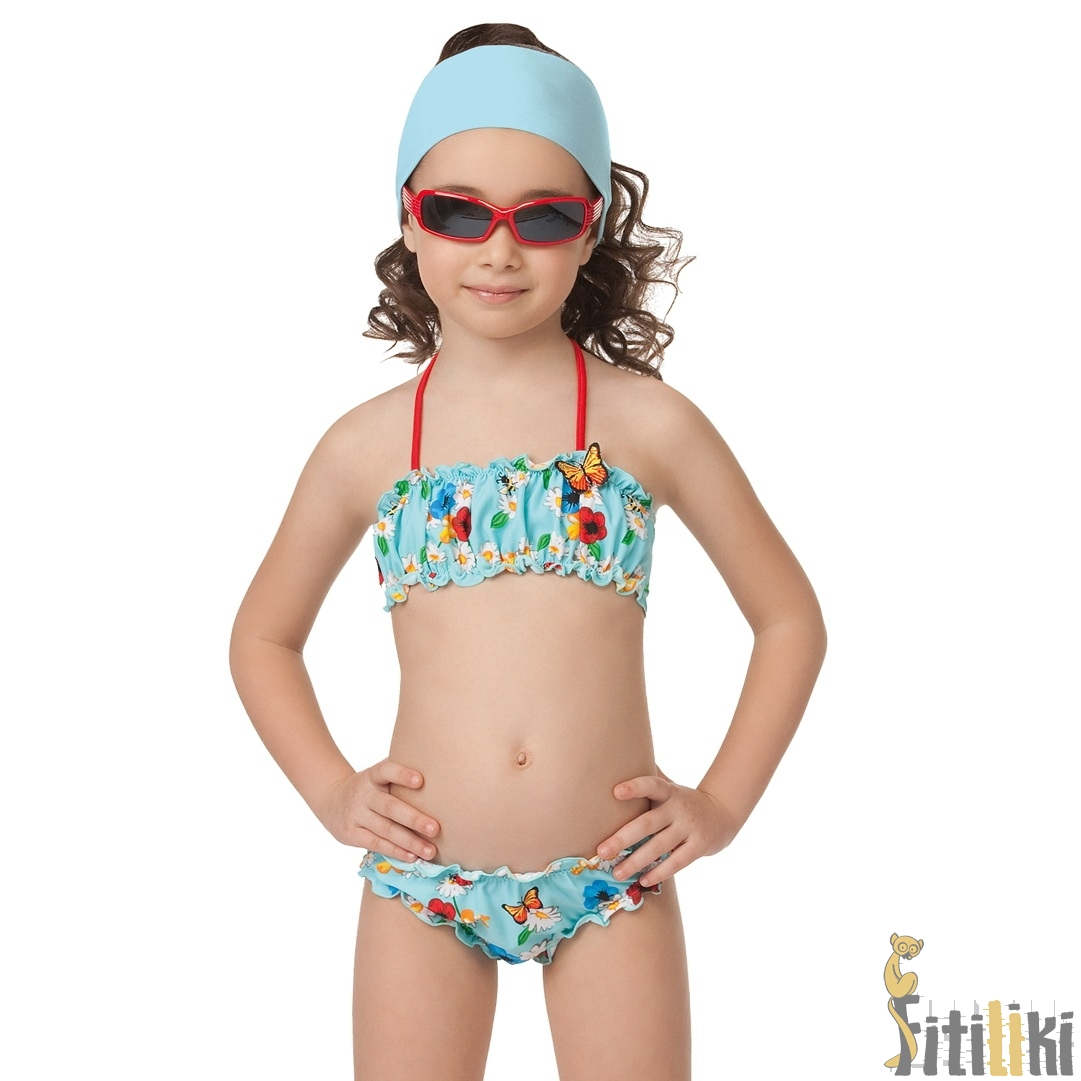 Юные девочки в купальнике 14 фотография