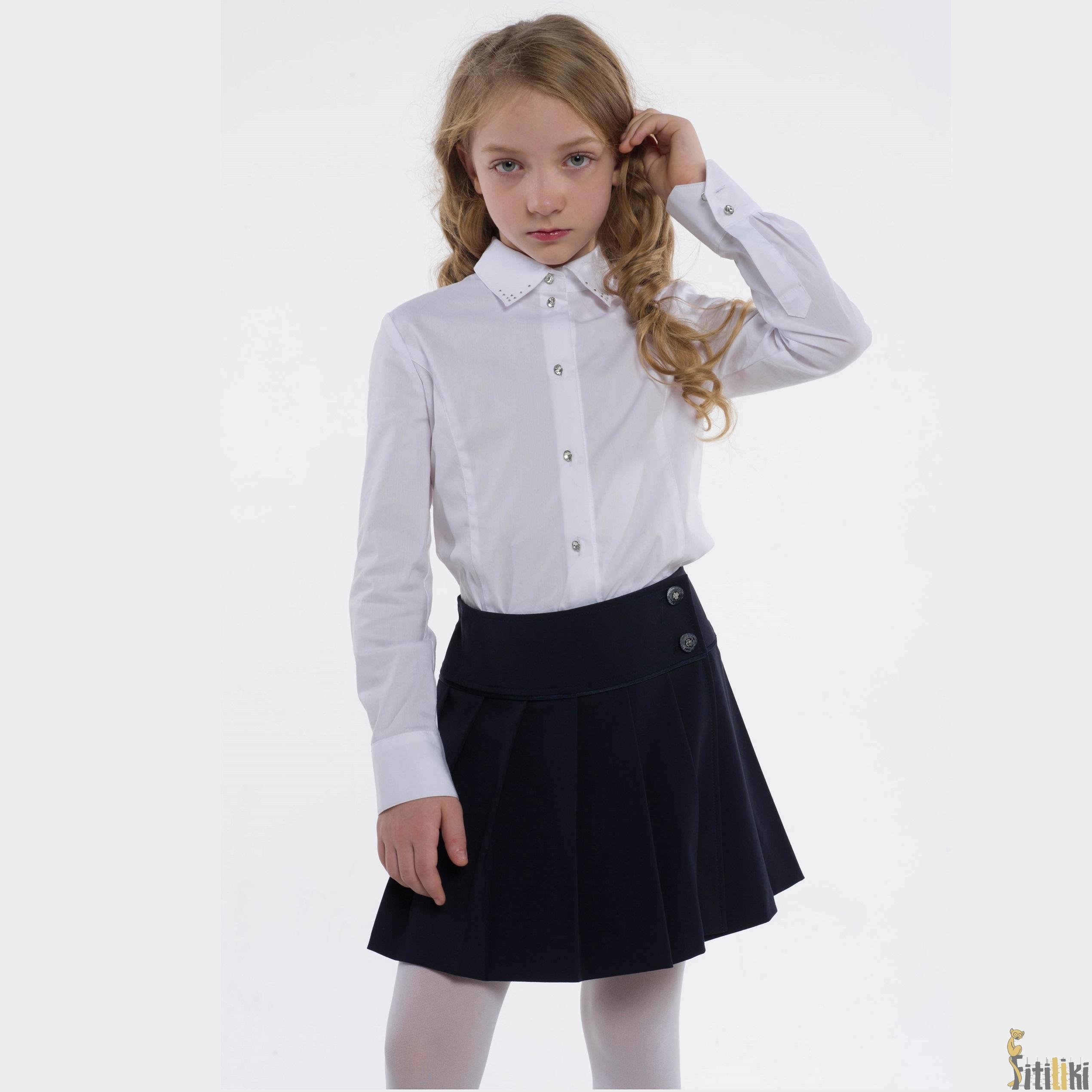 Cleverly школьная юбка