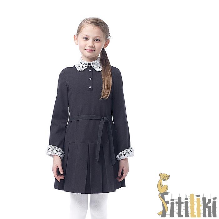 Фасоны школьных платьев для девочек 10-12 лет
