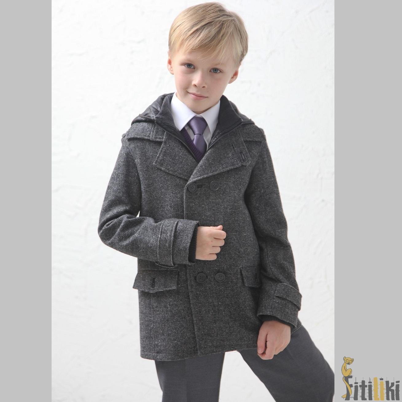 Купить подростковое пальто 1